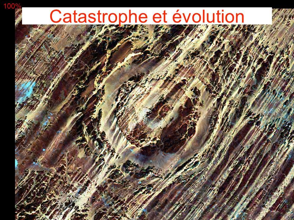 Catastrophe et évolution