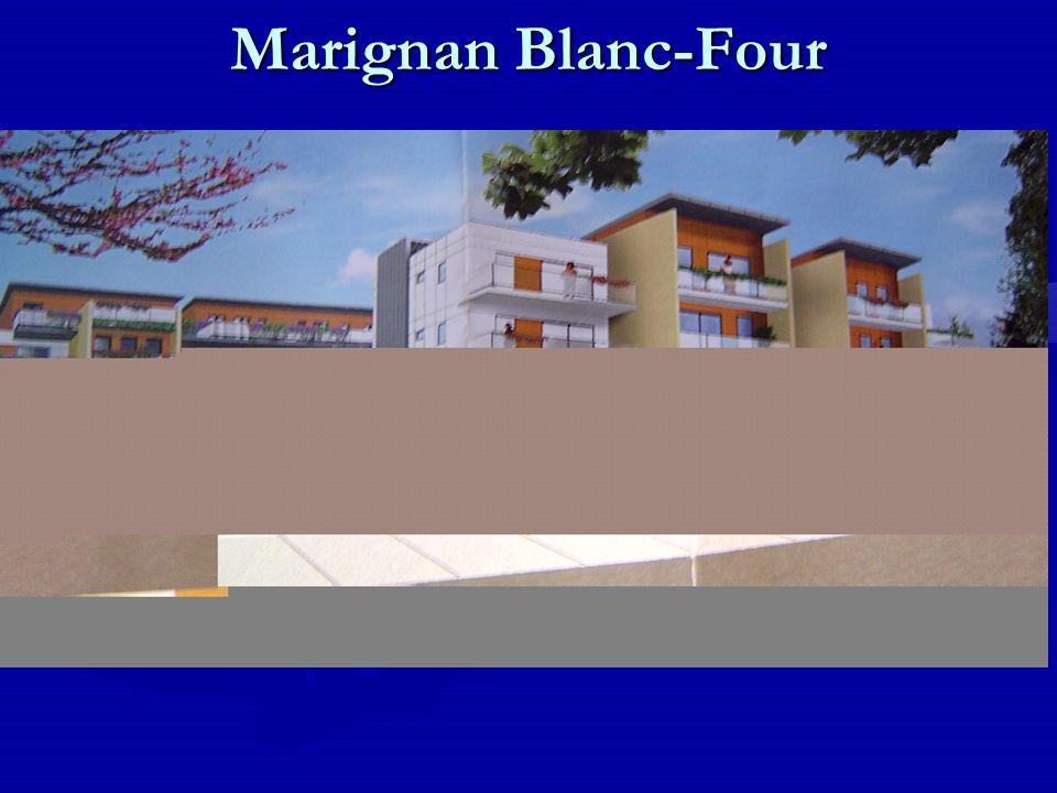 Marignan Blanc-Four