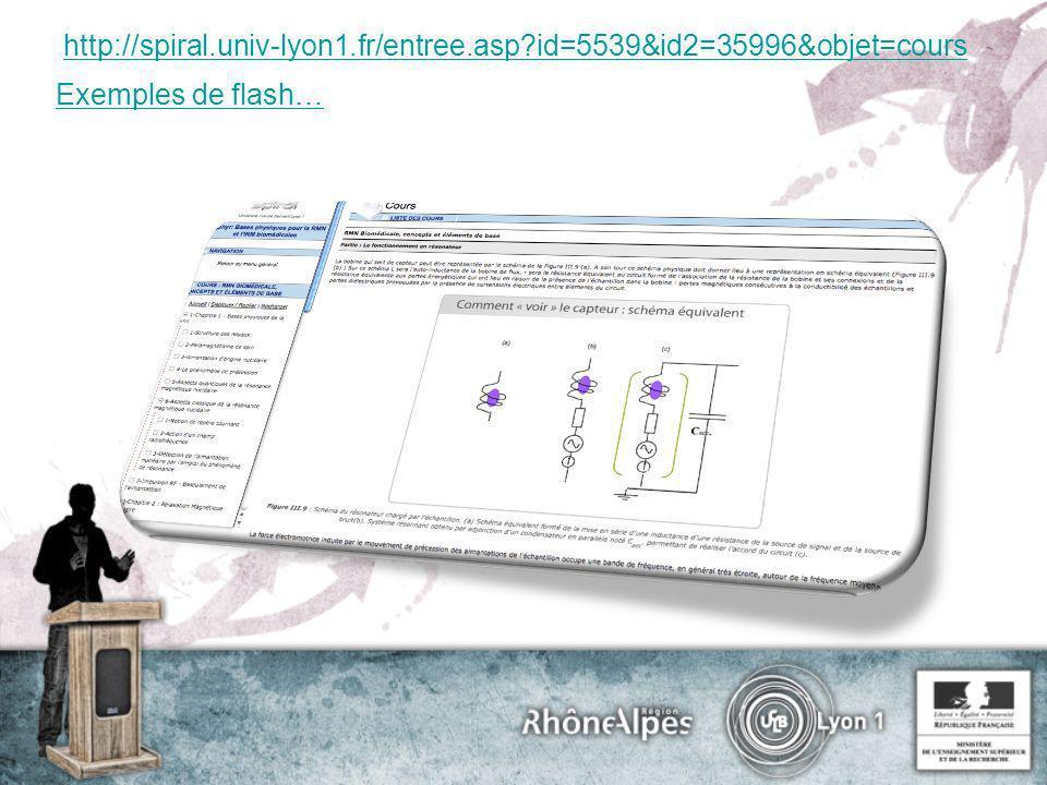 http://spiral. univ-lyon1. fr/entree. asp