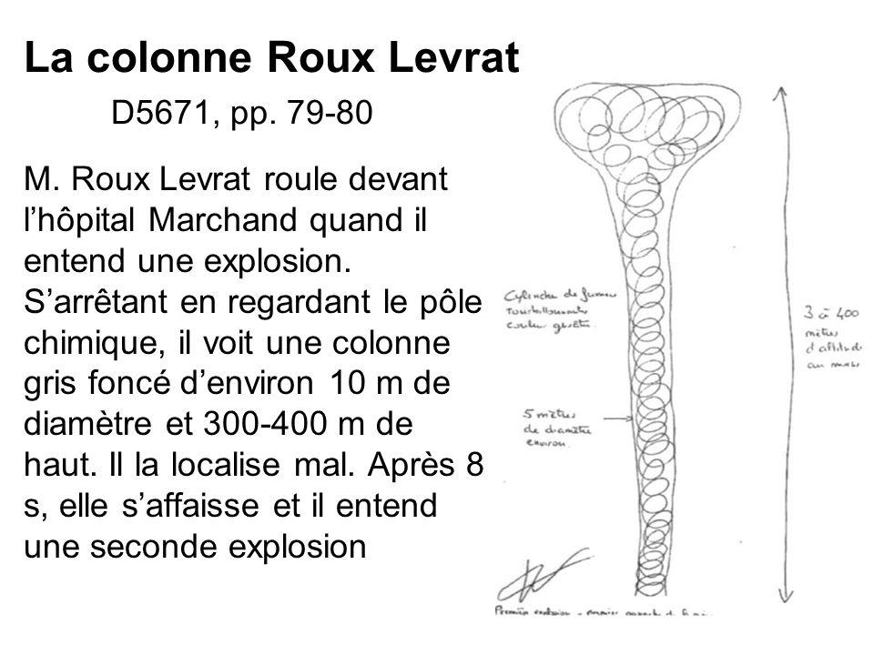 La colonne Roux Levrat D5671, pp. 79-80