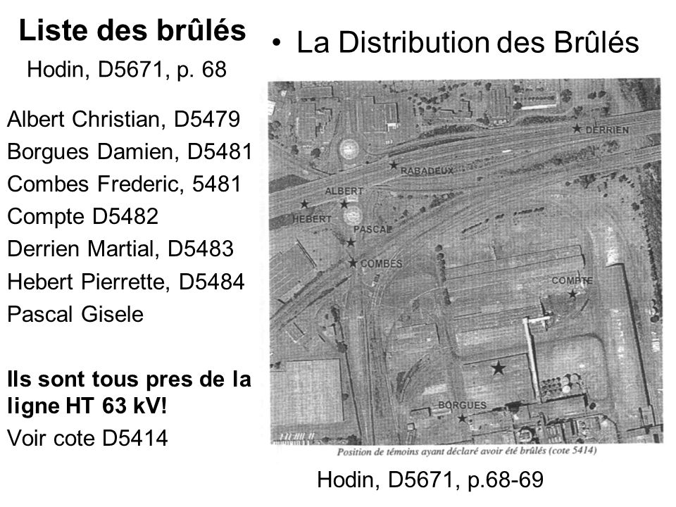 Liste des brûlés Hodin, D5671, p. 68