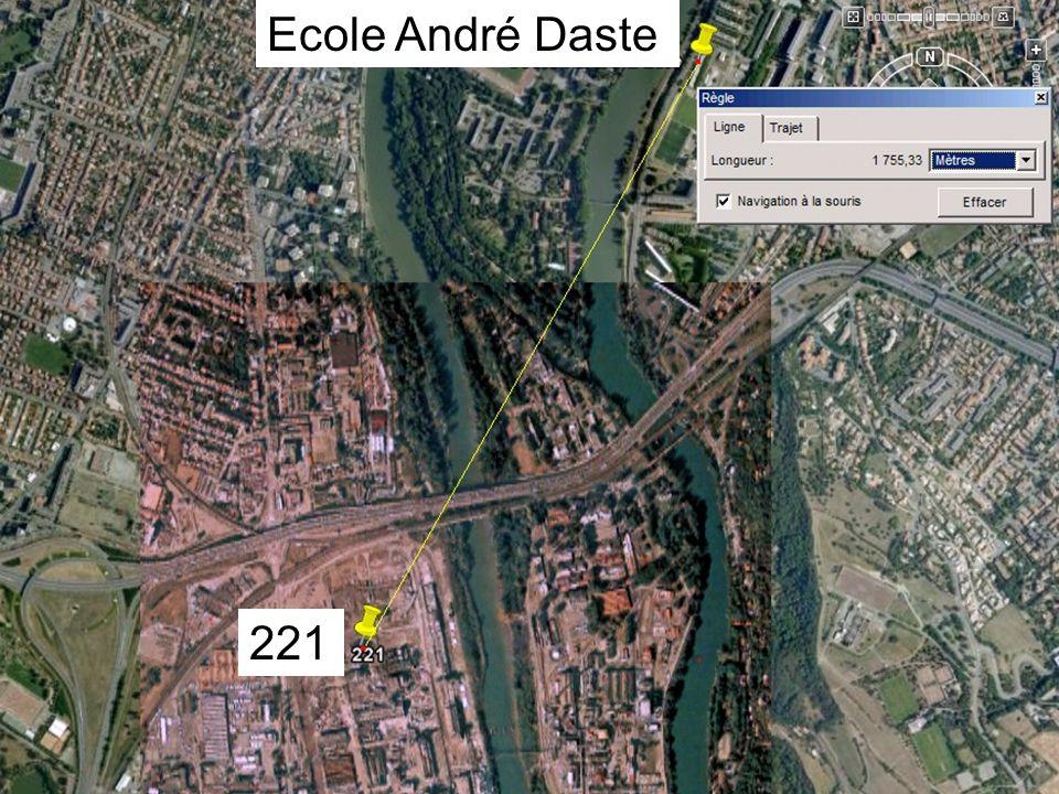Ecole André Daste 221