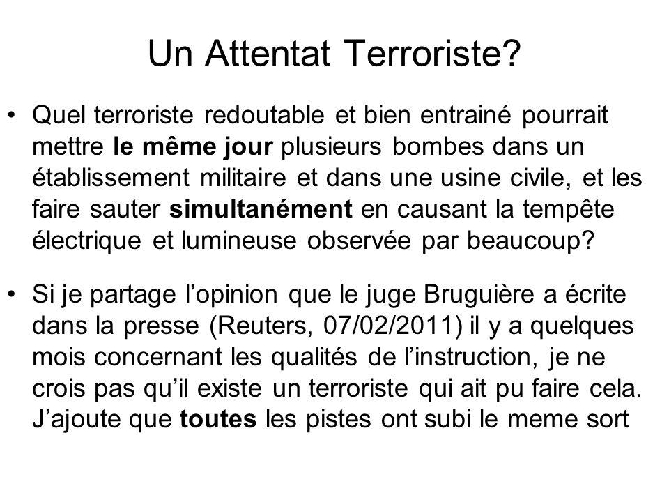 Un Attentat Terroriste