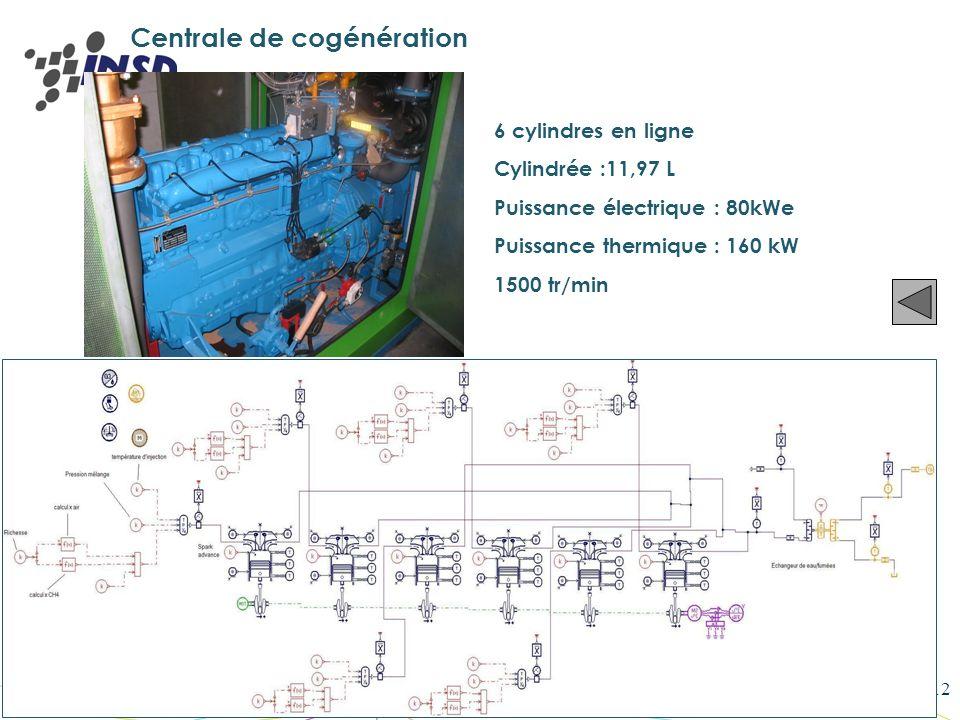 Centrale de cogénération