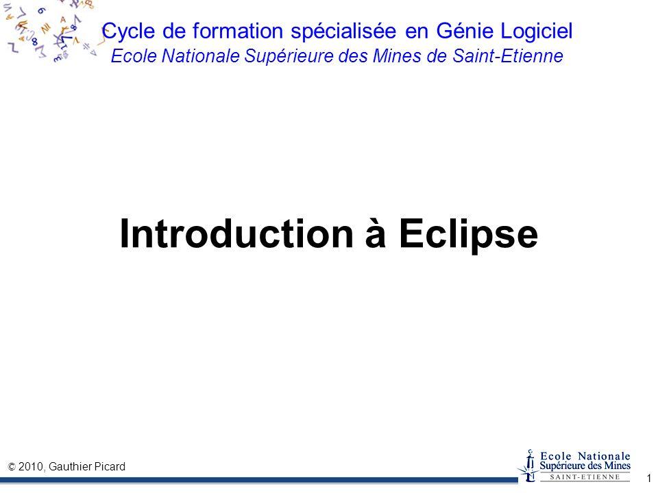 Introduction à Eclipse