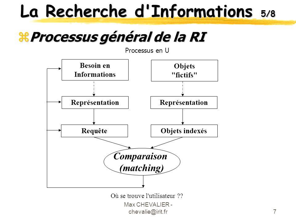 La Recherche d Informations 5/8