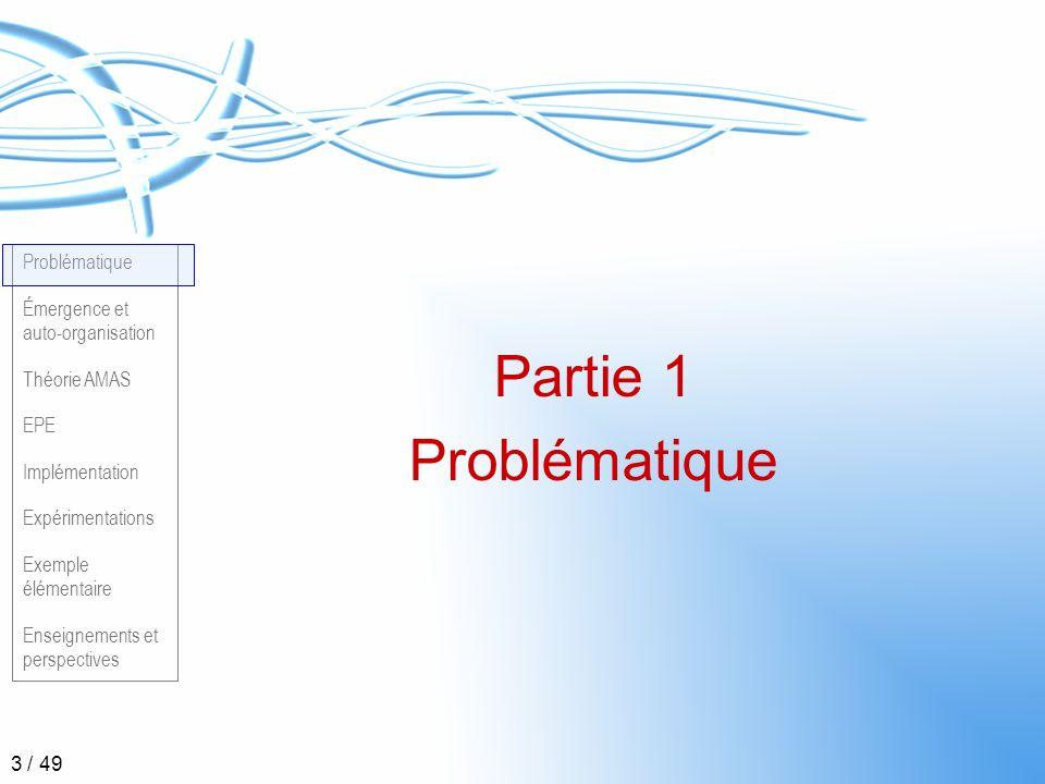 Partie 1 Problématique