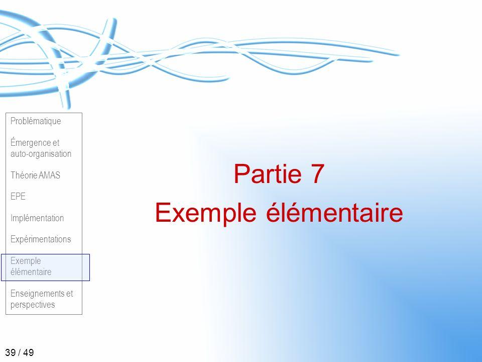 Partie 7 Exemple élémentaire