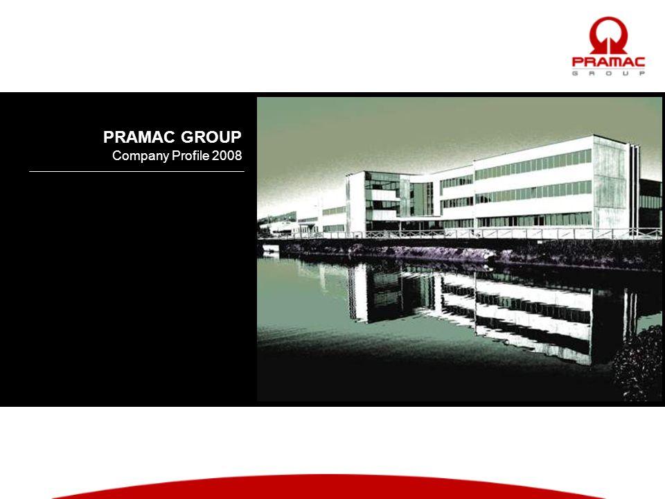 PRAMAC GROUP Company Profile 2008