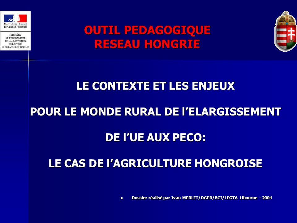 OUTIL PEDAGOGIQUE RESEAU HONGRIE