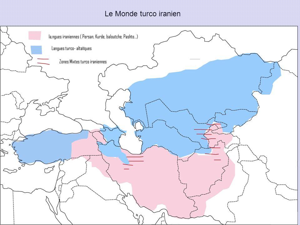 Le Monde turco iranien