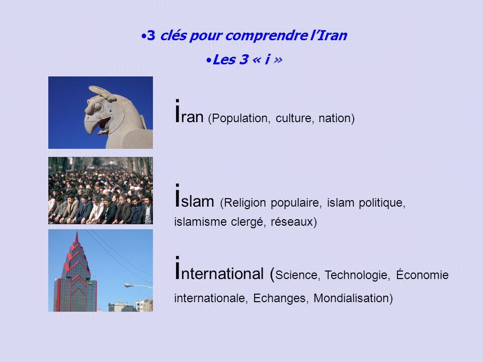 3 clés pour comprendre l'Iran