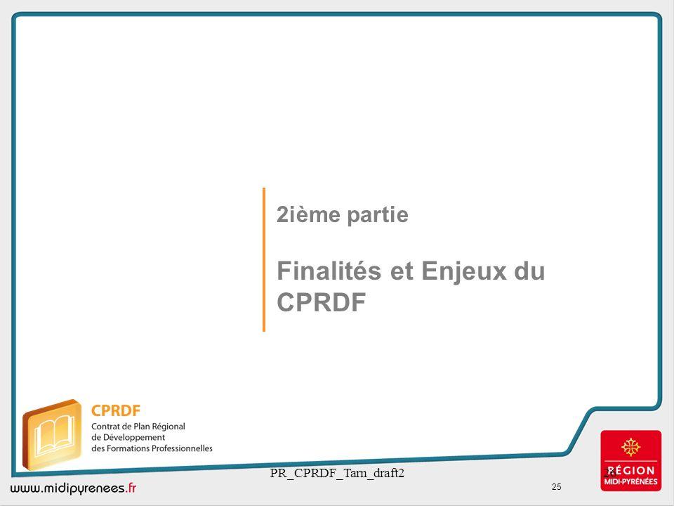 2ième partie Finalités et Enjeux du CPRDF PR_CPRDF_Tarn_draft2