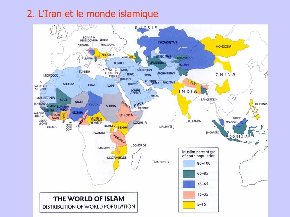 2. L'Iran et le monde islamique