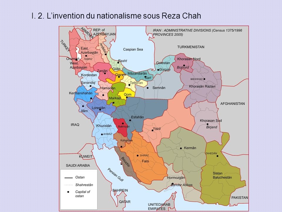 I. 2. L'invention du nationalisme sous Reza Chah