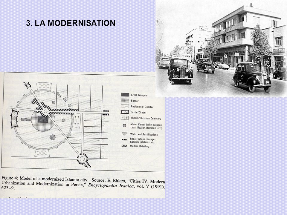 3. LA MODERNISATION
