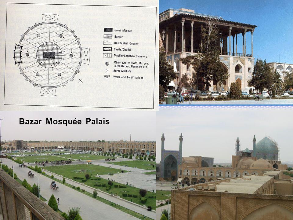 Bazar Mosquée Palais