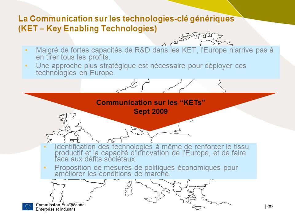Communication sur les KETs Sept 2009