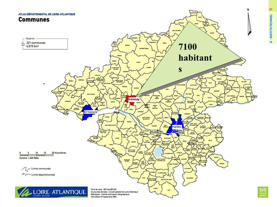 7100 habitants