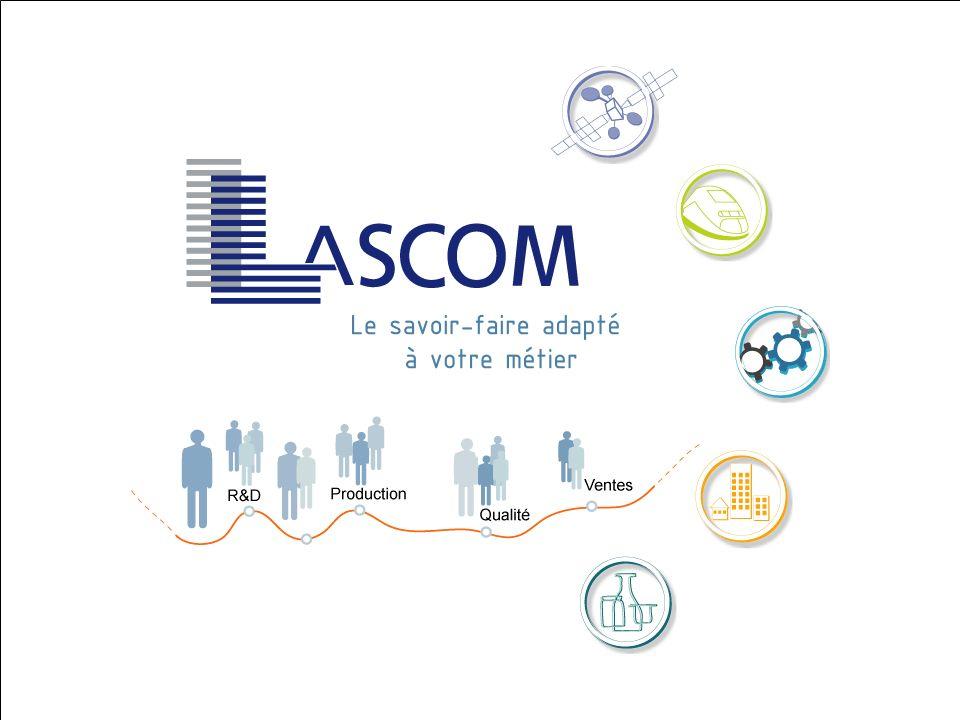 Présentation LASCOM – REX PLM 6 avril 2006