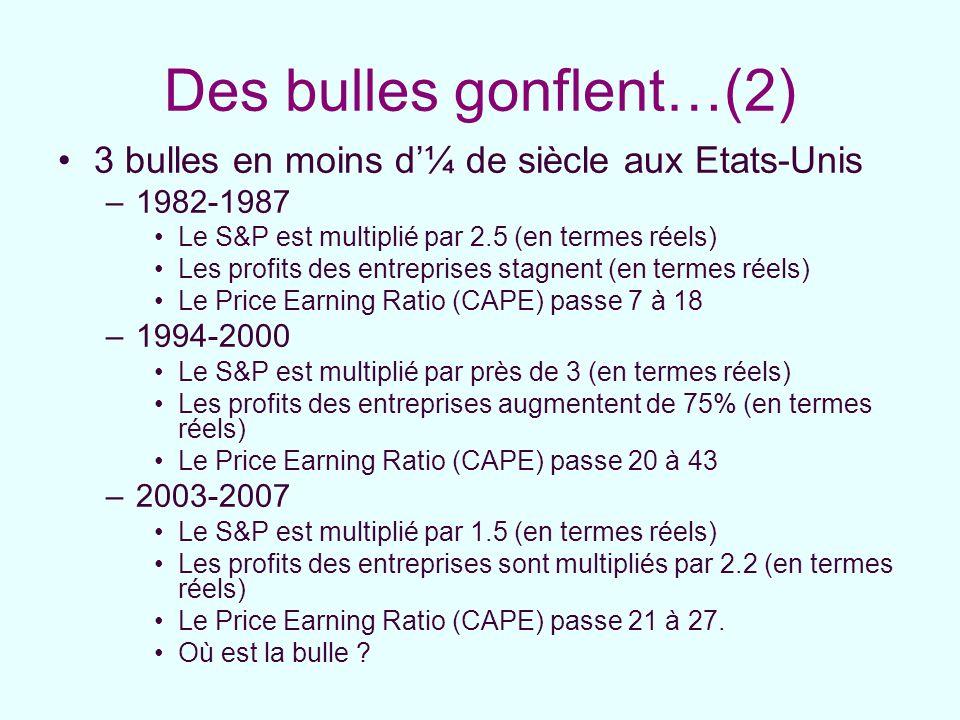 Des bulles gonflent…(2)