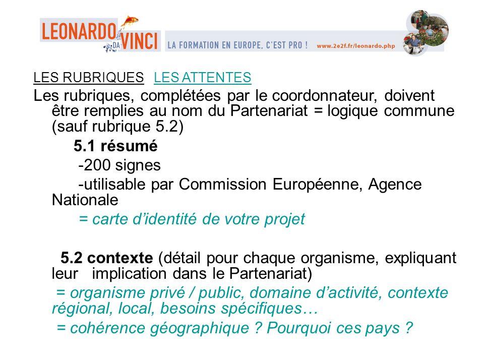 -utilisable par Commission Européenne, Agence Nationale