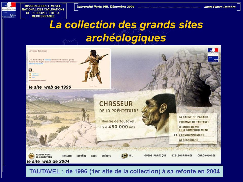 La collection des grands sites archéologiques