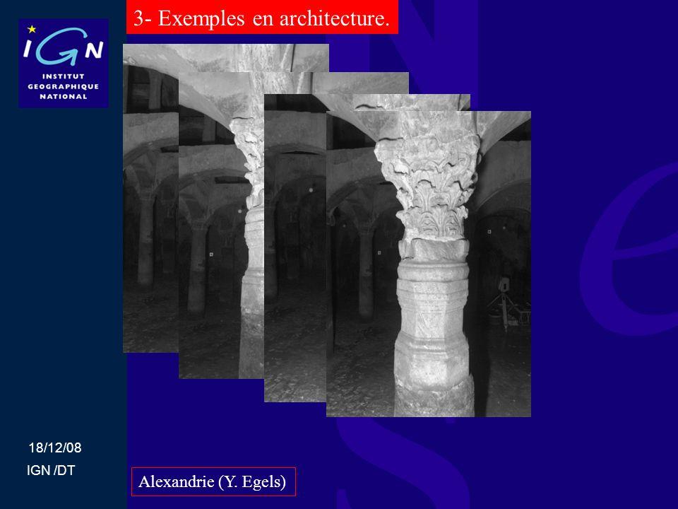 3- Exemples en architecture.