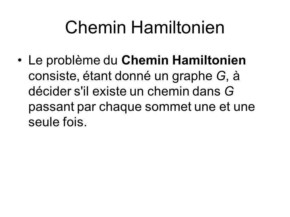 Chemin Hamiltonien