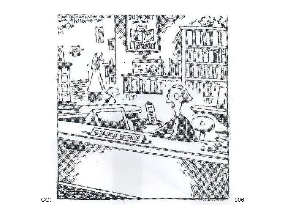 Searchengine CG38 - Bibliothécaires et bibliothèques de demain – Grenoble, 16 novembre 2006