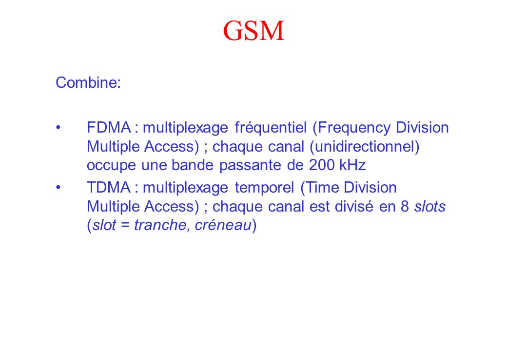 GSMCombine: