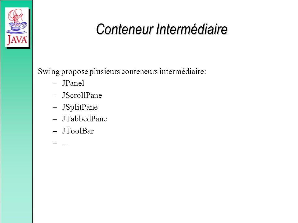 Conteneur Intermédiaire