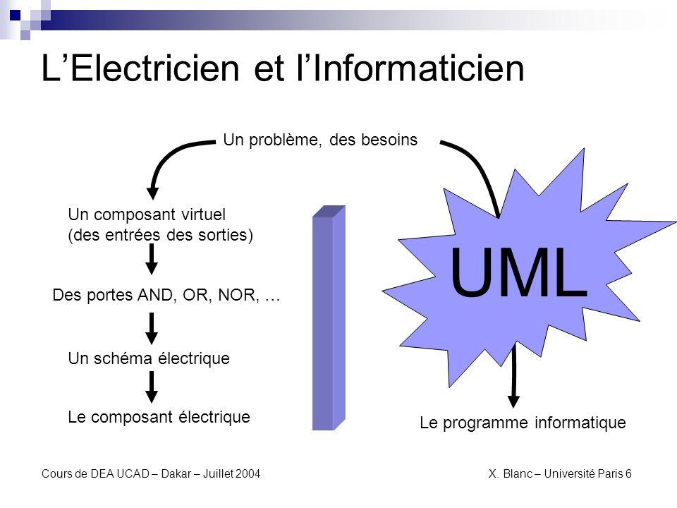 L'Electricien et l'Informaticien