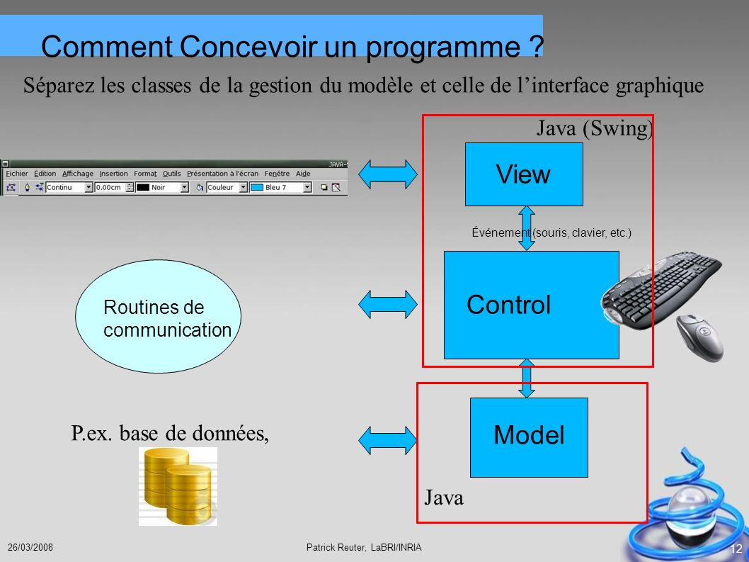 Comment Concevoir un programme