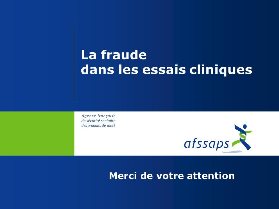 La fraude dans les essais cliniques