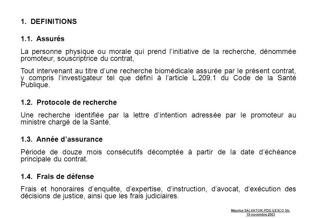 1.2. Protocole de recherche
