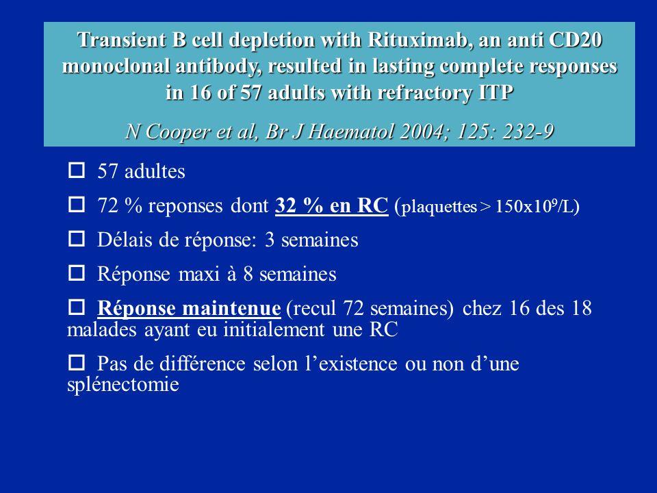 N Cooper et al, Br J Haematol 2004; 125: 232-9