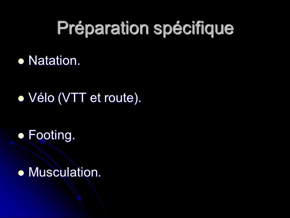 Préparation spécifique