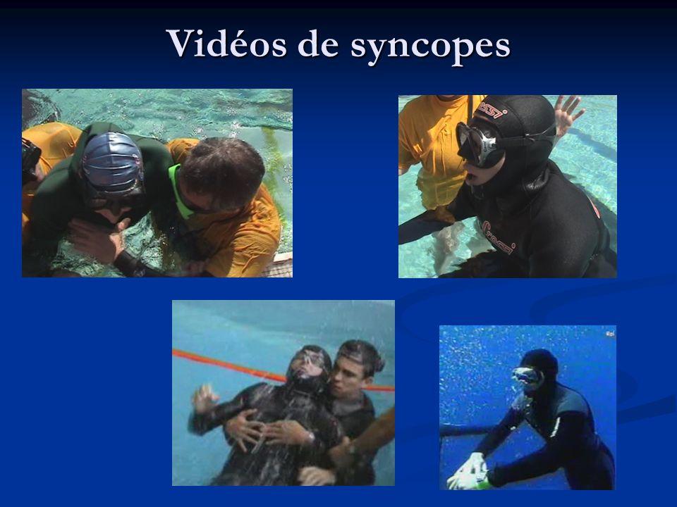 Vidéos de syncopes