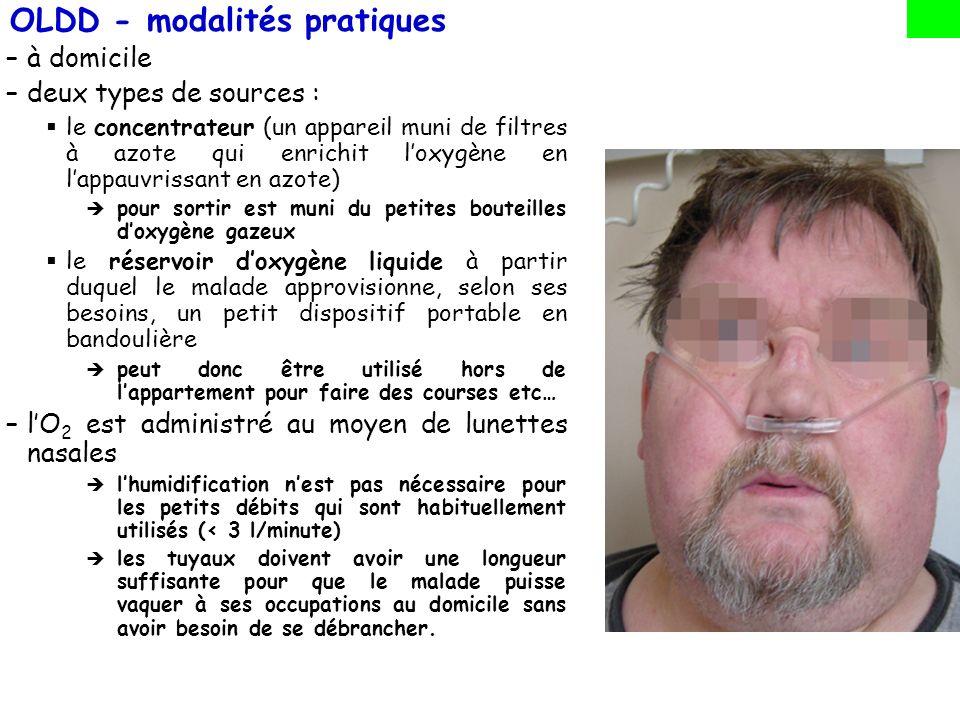 OLDD - modalités pratiques