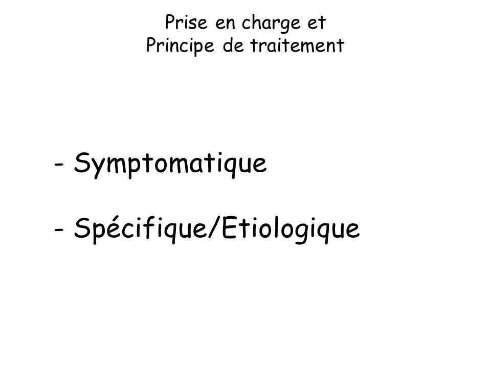 Principe de traitement