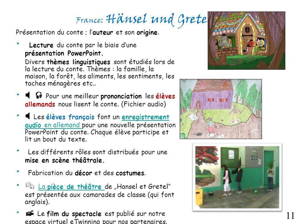 France: Hänsel und Gretel