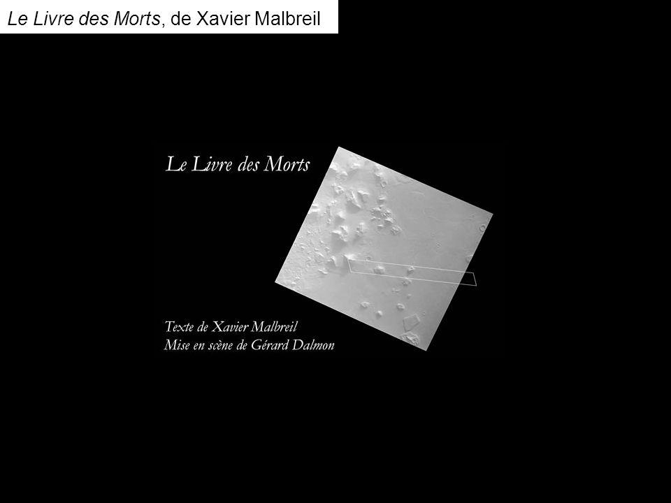 Le Livre des Morts, de Xavier Malbreil
