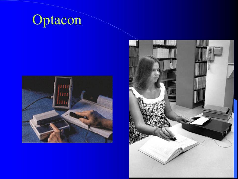 Optacon