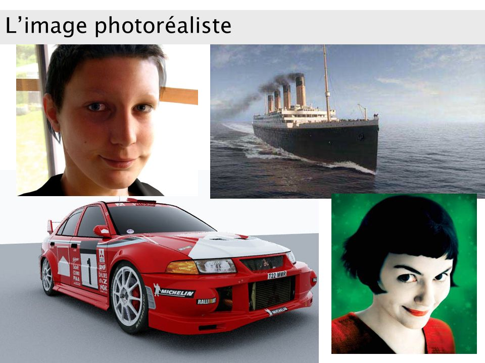 L'image photoréaliste