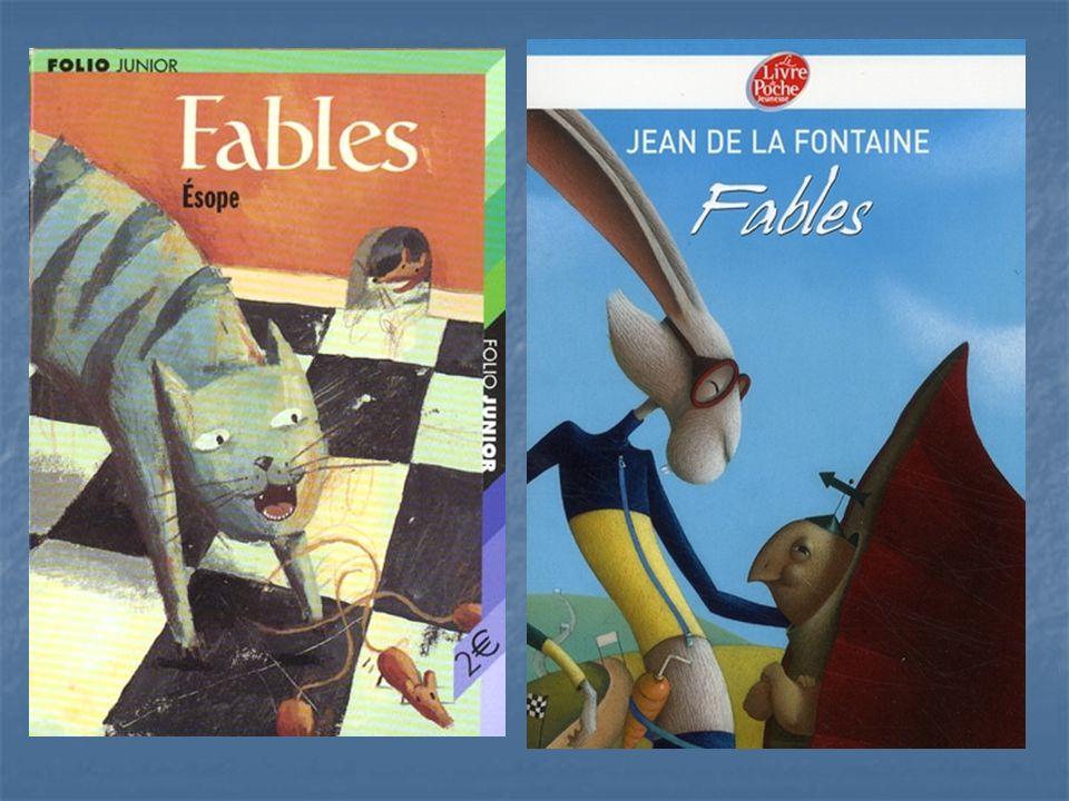 Travail de comparaison entre différentes versions des fables très intéressant à mener.