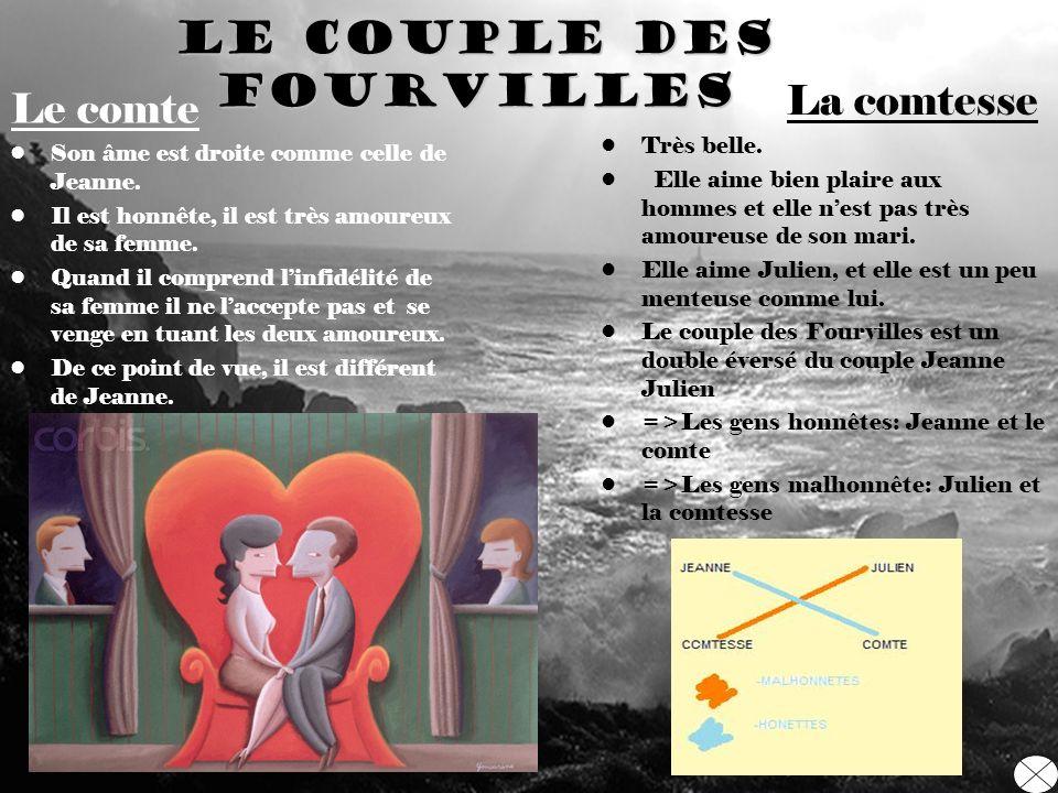 LE couple des Fourvilles