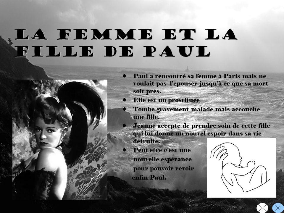 La Femme et la Fille de Paul