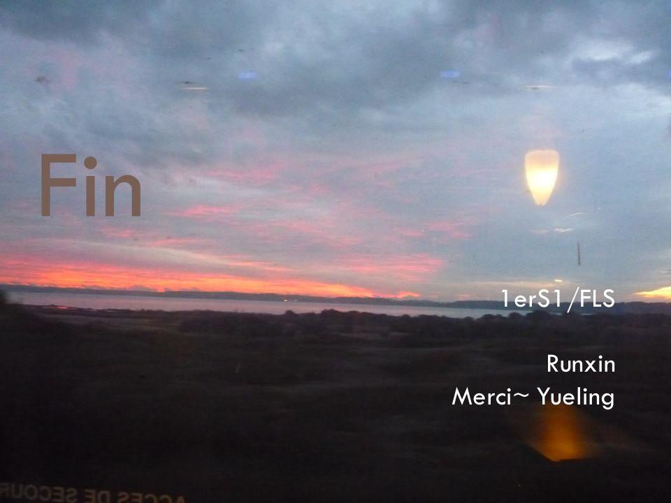 1erS1/FLS Runxin Merci~ Yueling