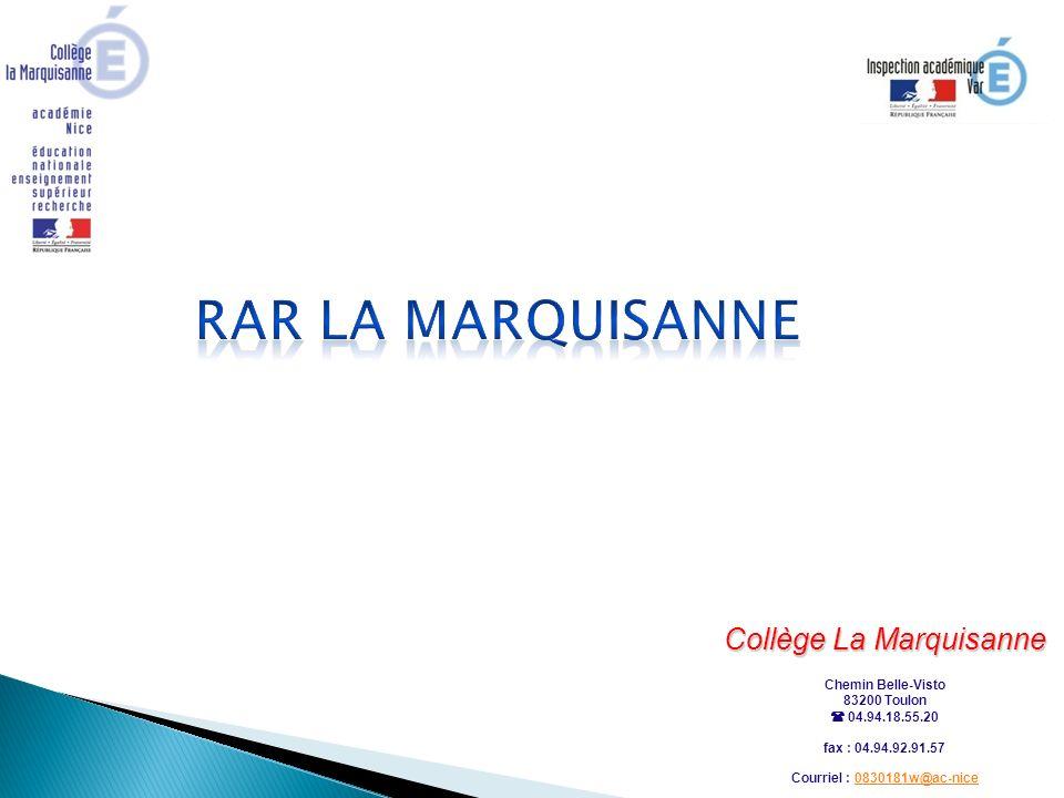 Collège La Marquisanne